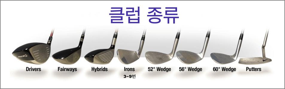 골프채 종류