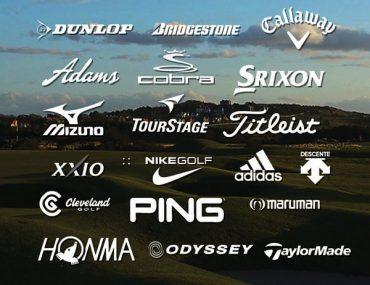 골프채 브랜드, 골프 브랜드