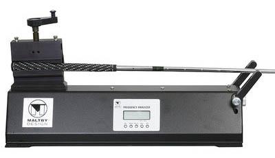 골프 샤프트 강도 CPM 측정기
