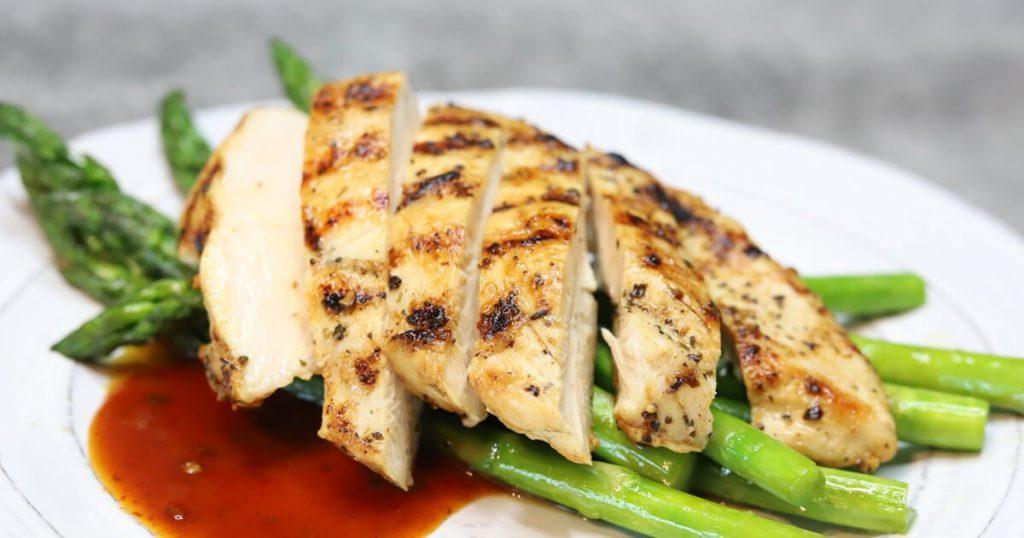 닭가슴살 스테이크 다이어트 식단 추천