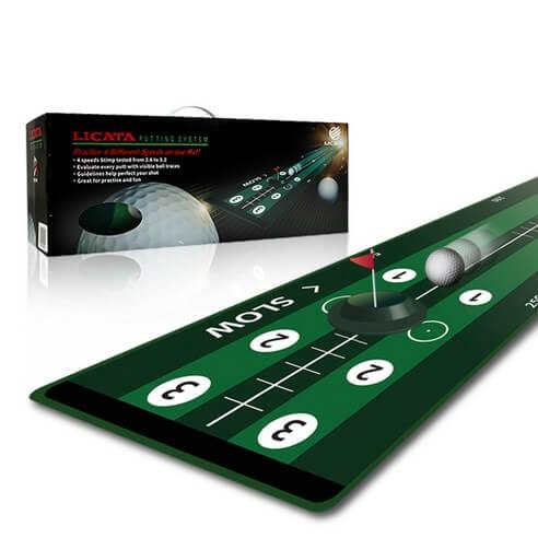 골프 퍼팅 연습 매트
