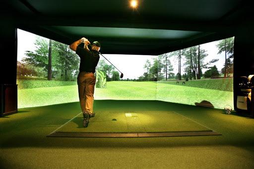 골프 초보 입문 실내 스크린 골프 연습장